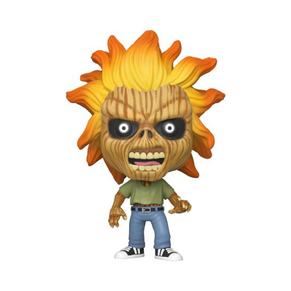 FUNKO Iron Maiden-Iron Maiden Eddie POP Figura in vinile ROCKS 143