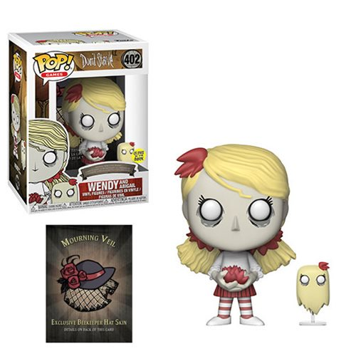 Games Don T Starve Funko Pop Vinyl Figures Set Of 4